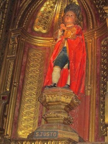 S. Justo. San justo y Pastor. Granada. Foto: Francisco López