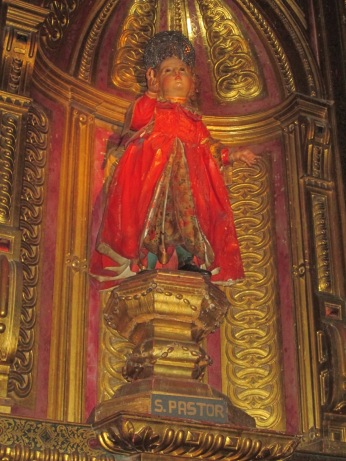 S. Pastor. San Justo y Pastor. Granada. Foto: Francisco lópez