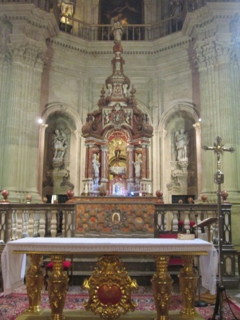 Isabel la Católica, el Sagrario, S, Juan de Dios 009