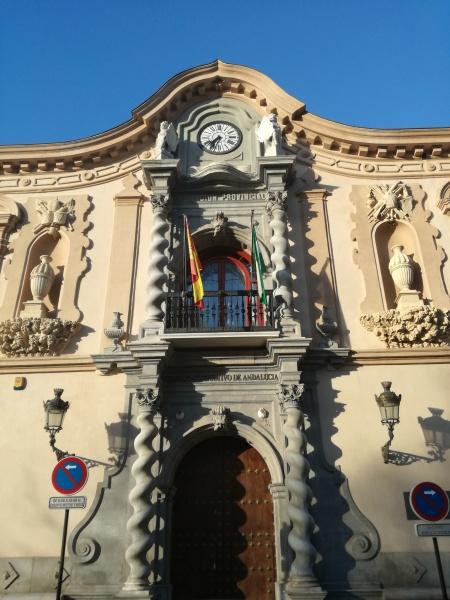 Palacio de Bibataubín