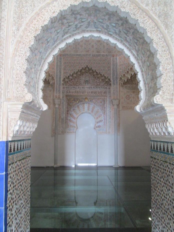 Oratorio de la Madrassa. Granada. Foto: Francisco López