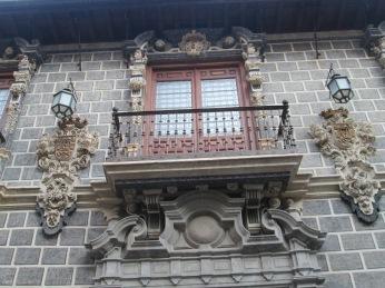 La Madrassa. Ventana. Granada. Foto: Francisco López