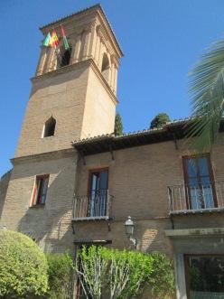 Parador Nacional. Convento de San Francisco. Granada. Foto: Francisco López