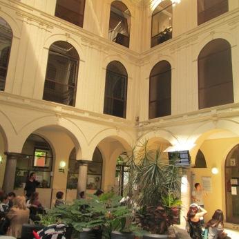 Patio del Coristado. Granada. Foto: Francisco López