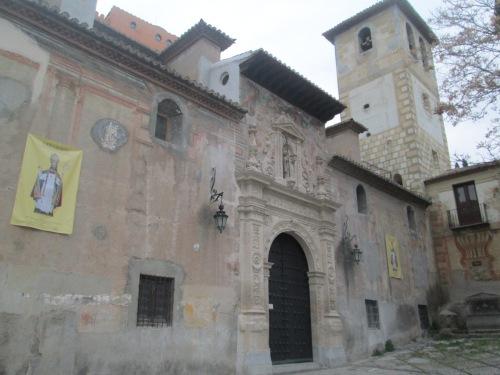 Iglesias de San Cecilio