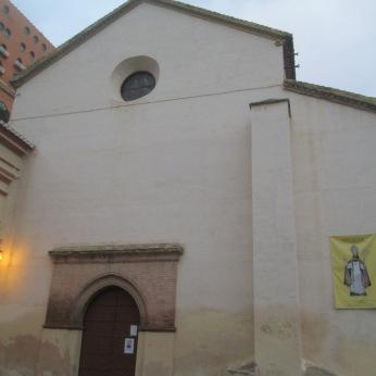 Puerta gótica. San Cecilio. Granada. Foto: Francisco López