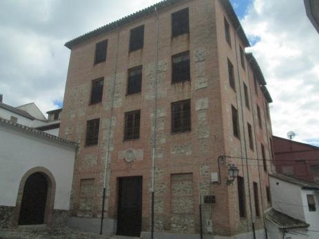 Convento de las Dominicas. Realejo. Granada. Foto: Francisco López