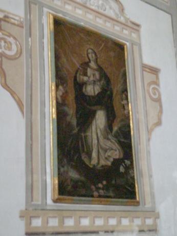 Inmaculada atribuida a Alonso Cano. San Pedro y San Pablo