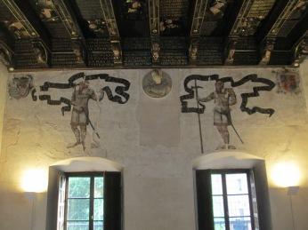Sala de la Cuadra Dorada. Casa de los Tiros. Realejo. Foto: Francisco López