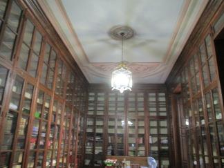Biblioteca del palacio de los duques de Gor. Realejo