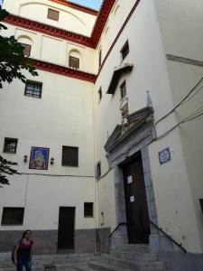 Carmelitas Calzadas. Granada