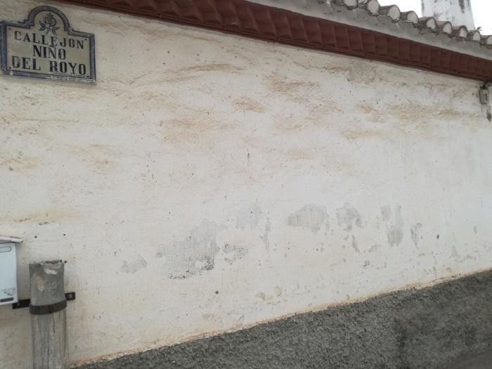 Callejón Niño del Royo. Realejo. Granada