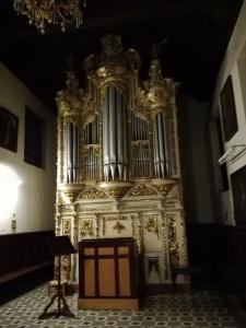 Santa catalina de Siena. Realejo