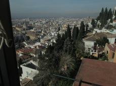 Alhambra Palace. Vistas de El Realejo. Foto: Francisco López