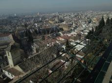 Alhambra Palace. Vistas de El Realejo. San Cexcilio. Foto: Francisco López