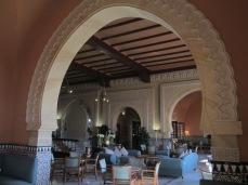 Hotel Alhambra Palace. Salón. Granada. Foto: Francisco López