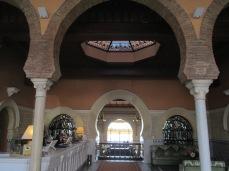 Hotel Alhambra Palace. Granada. Foto: Francisco López