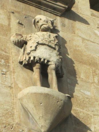 Hermes o Mercurio. Casa de los tiros. Foto: Francisco lópez