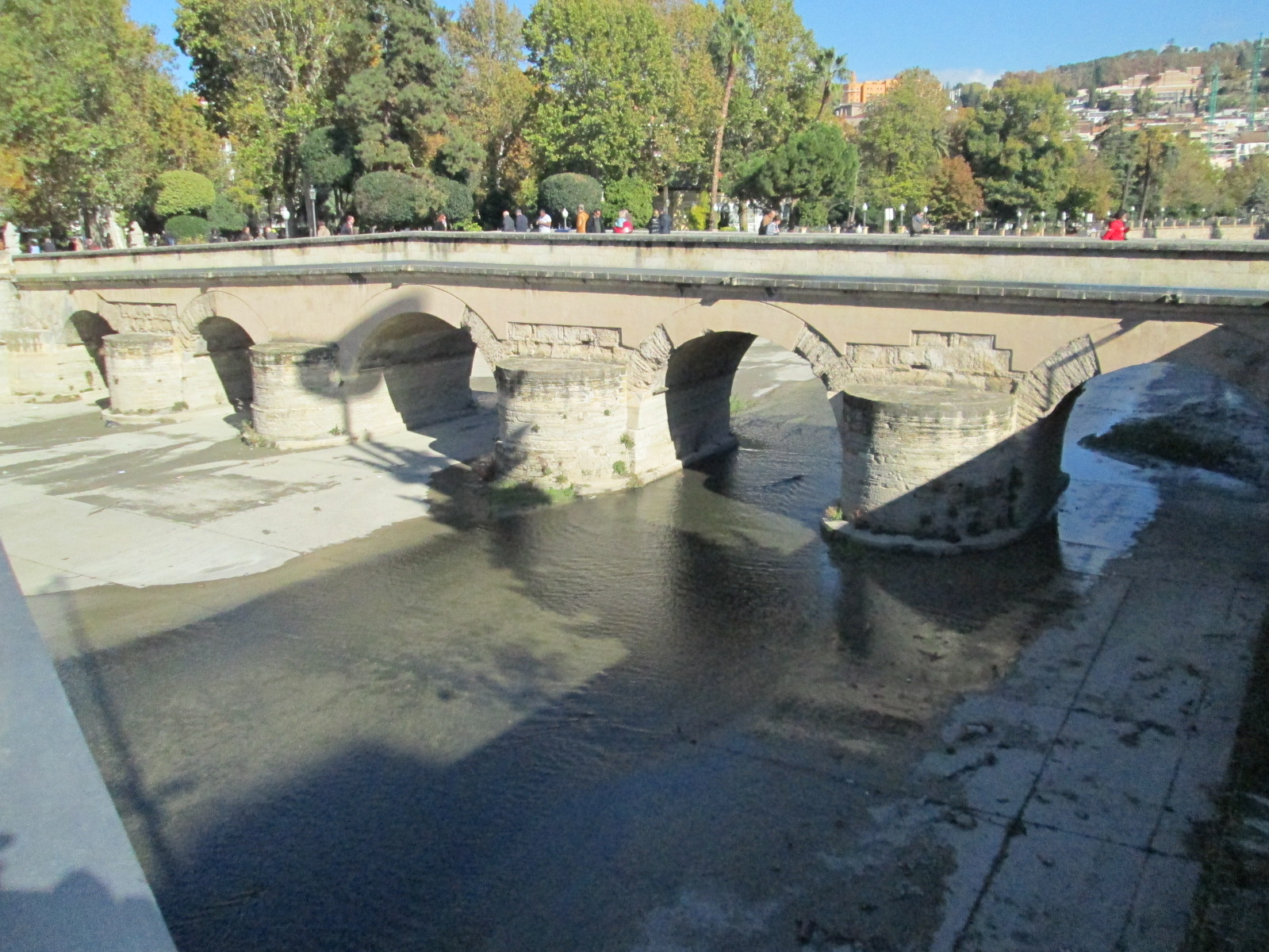 Puente del Genil. Granada. Foto: Francisco López