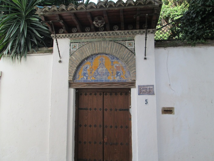 Carmen del Maurón. Realejo. Granada