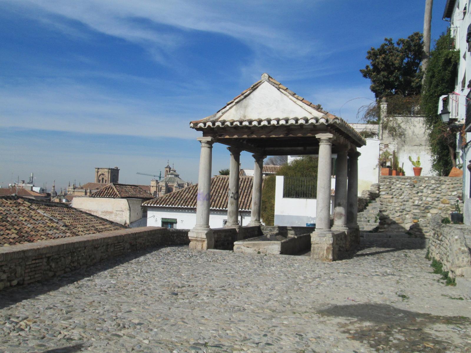 Placeta de la Puerta del Sol. Realejo. Granada
