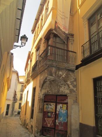 Palacio de los condes de Castillejo