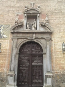 Portada: San José con el Niño. Carmelitas Descalzas Granada. Foto: Francisco López
