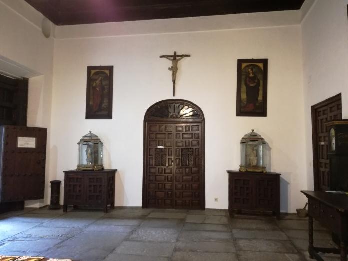 Monasterio de San Jerónimo. Portería. Granada. Foto: Francisco López