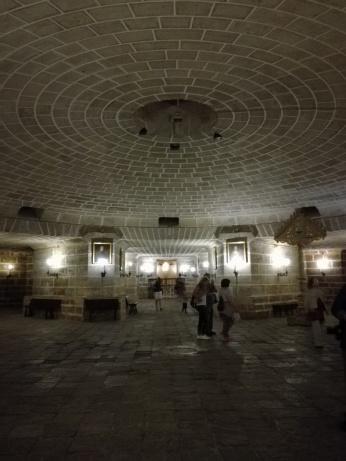 Cripta Catedral de Cádiz. Foto: Francisco López