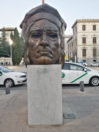 El Gran Capitán. Miguel Moreno. Granada. Foto: Francisco López