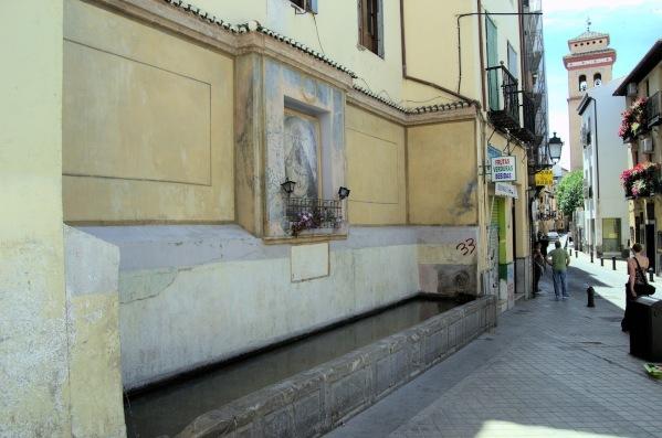 mi carrete fotográfico: Pilar de la calle Elvira