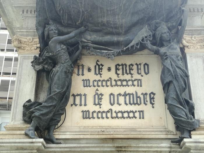 Monumento Isabel la Católica