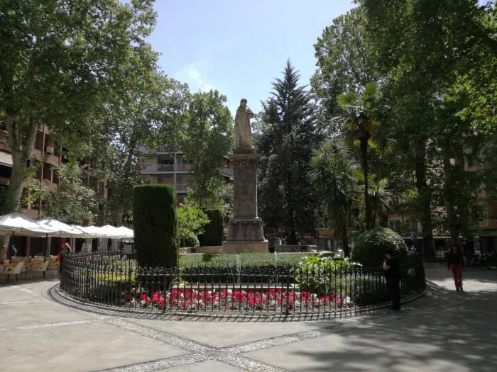 Plaza Mariana pineda