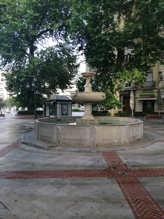 Fuente Plaza del Campillo