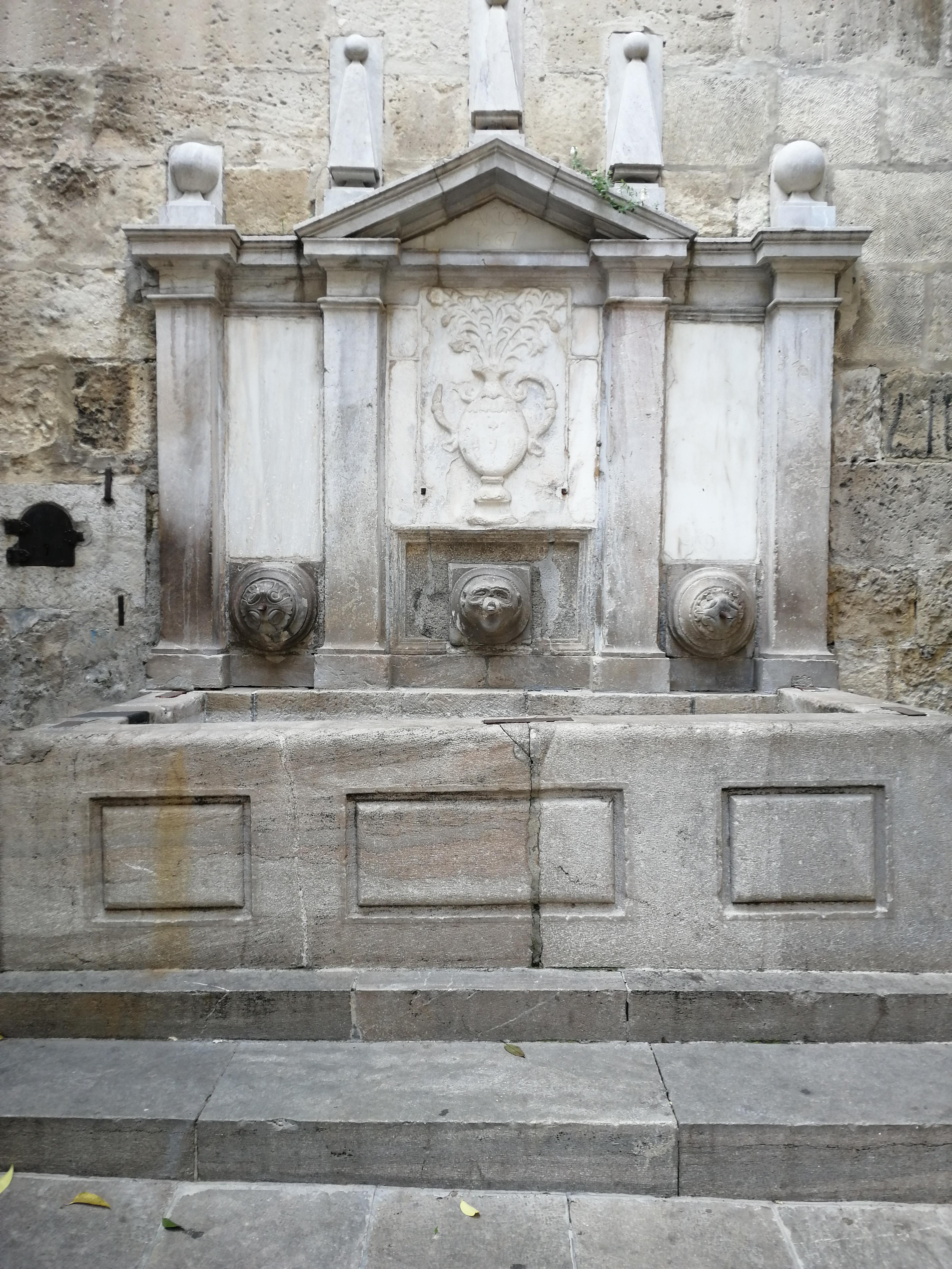 Pilar Puerta del Perdón