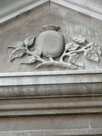Pilar de Calle San Jerónimo