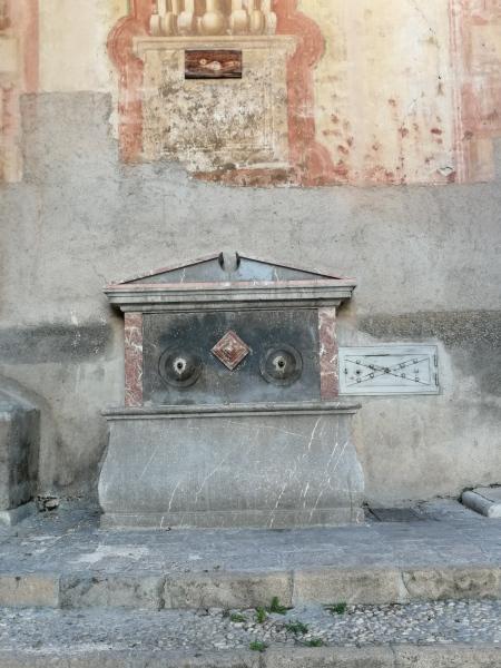 Pilar de la Iglesia de San Cecilio