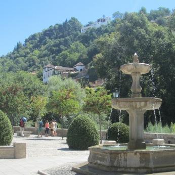 Fuente Paseo de los Tristes. Foto: Francisco López
